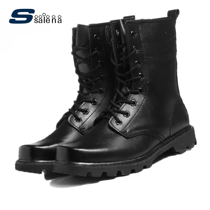 Army Boots Men Soft Footwear Classic Autumn Men Boots Fashion High Quality Shoes AA20087 spring autumn boots women soft footwear classic boots female comfortable outdoor shoes aa20131