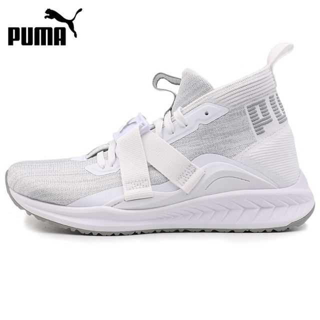76a7fe76f9 Original New Arrival 2018 PUMA IGNITE evoKNIT 2 Men s Running Shoes Sneakers