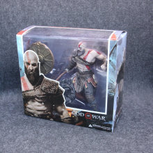"Jogo God of War 4 Kratos 9 ""20 cm PVC Action Figure Collectible Modelo Brinquedos para Presente(China)"