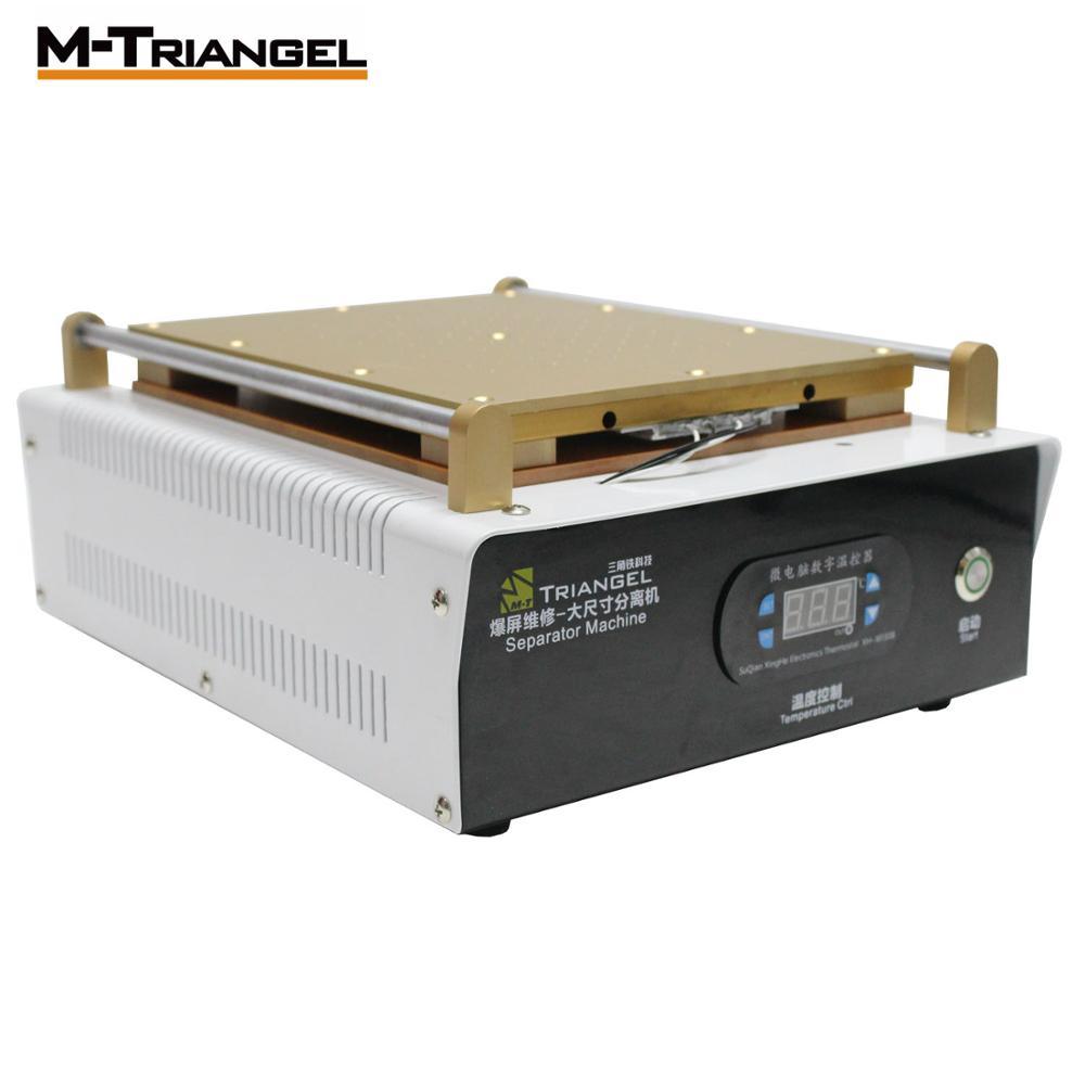 M-Triangel 14 inch 110V 220V Built-In Air Pump Vacuum Separator for iPad Screen Repairmobile LCD touch screen seperate machine