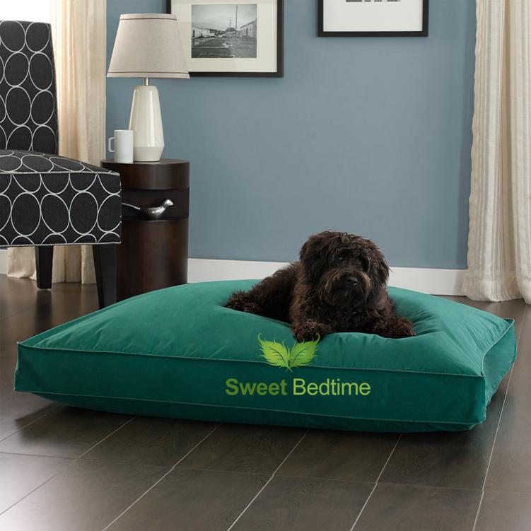 Dog-Bed-Green-hgs