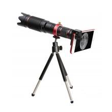 Bluetooth зум телескоп Объективы для мобильных телефонов Универсальный 4K Hd 36X однофокусный оптический объектив для Iphone huawei объектив камеры