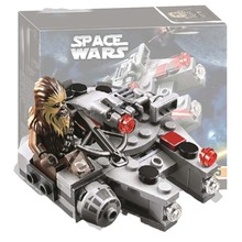 цена на Bela 10893 Star Wars Series First Order TIE Fighter Microfighter Building Block Bricks Toys Compatible With Legoings 75193