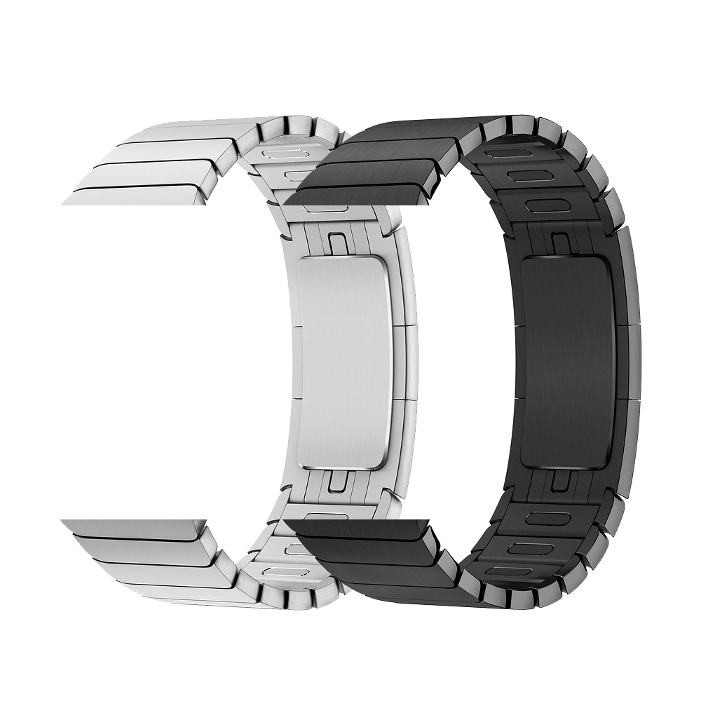 Easy remove Link Bracelet Band for Apple watch Series 5 4 44mm 40mm Metal stainless steel Strap for iWatch 3 42mm 38mm watchband