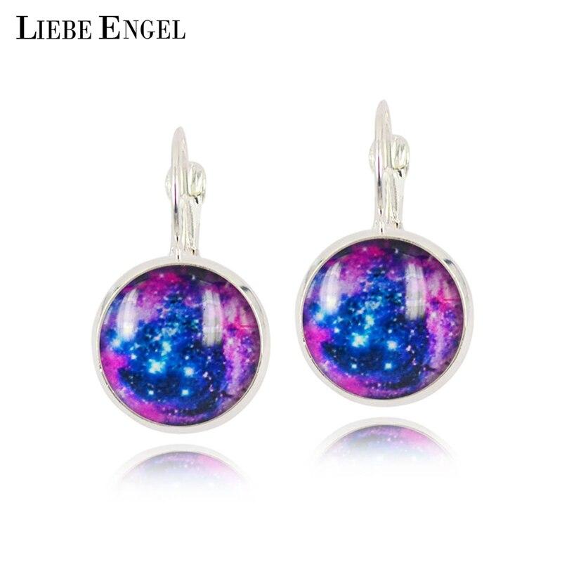 LIEBE ENGEL Galaxy Earring...