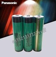 Новый 100% Новый оригинальный Panasonic NCR18650A 3,7 v 3100 mah 18650 литиевая аккумуляторная батарея Аккумулятор PCB Защищенный