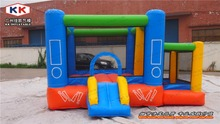jumping inflatable bouncer house for school/ infaltable tranpolline for children