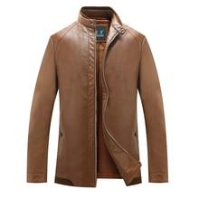 high quality leather jackets men supersize leather jacket men coats Genuine leather Big yards leather