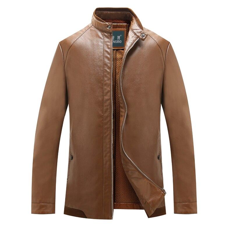 high quality leather jackets men supersize leather jacket men coats Genuine leather Big yards leather jackets