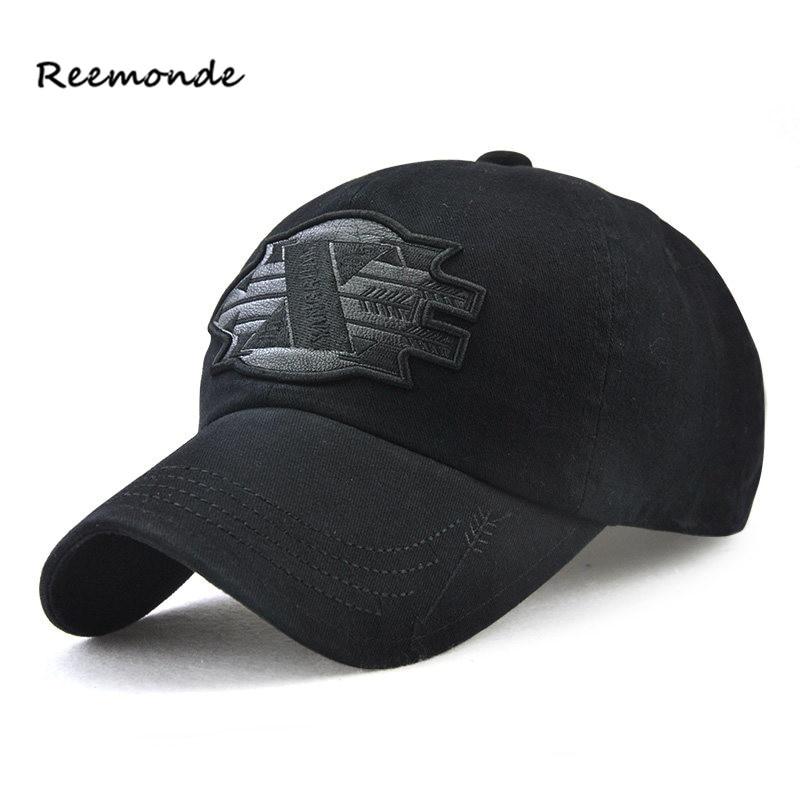 REEMONDE Embroidery Baseball Cap Arrow Element Caps Man Women Outdoor Sport  Casquette Snapback Bone Hat Summer Visor Hats Spring-in Baseball Caps from  ... d4b3a7aab71