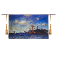 72x44cm Belgium Tapestry Wall Carpet Moroccan Decor Tapestry Gobelin Home Decoration Wall Cloth Hanging Wall Tapestries