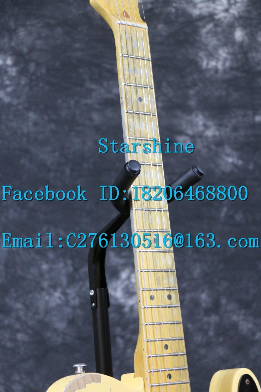 Starshine SR-LTL-039 Relic 100% hecho a mano 1960 FD Vintage TL - Instrumentos musicales - foto 3