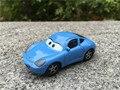 Салли Pixar Автомобилей Фильм 1:55 Металл Литья Под Давлением Игрушка Cars Новые Свободные