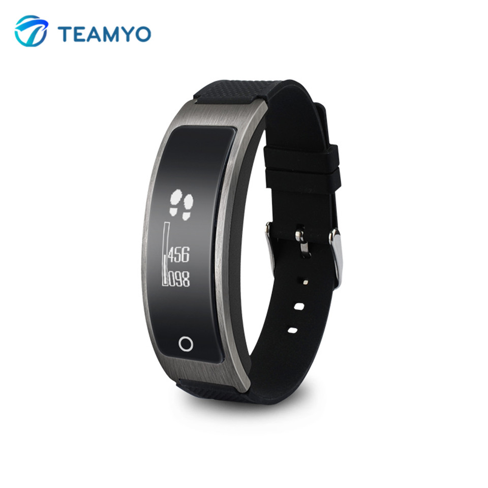 Teamyo I8 Smart Band Heart Rate watch Blood Pressure Fitnee Tracker with pedometer Smart Wristband For iphone Samsung Xiaomi