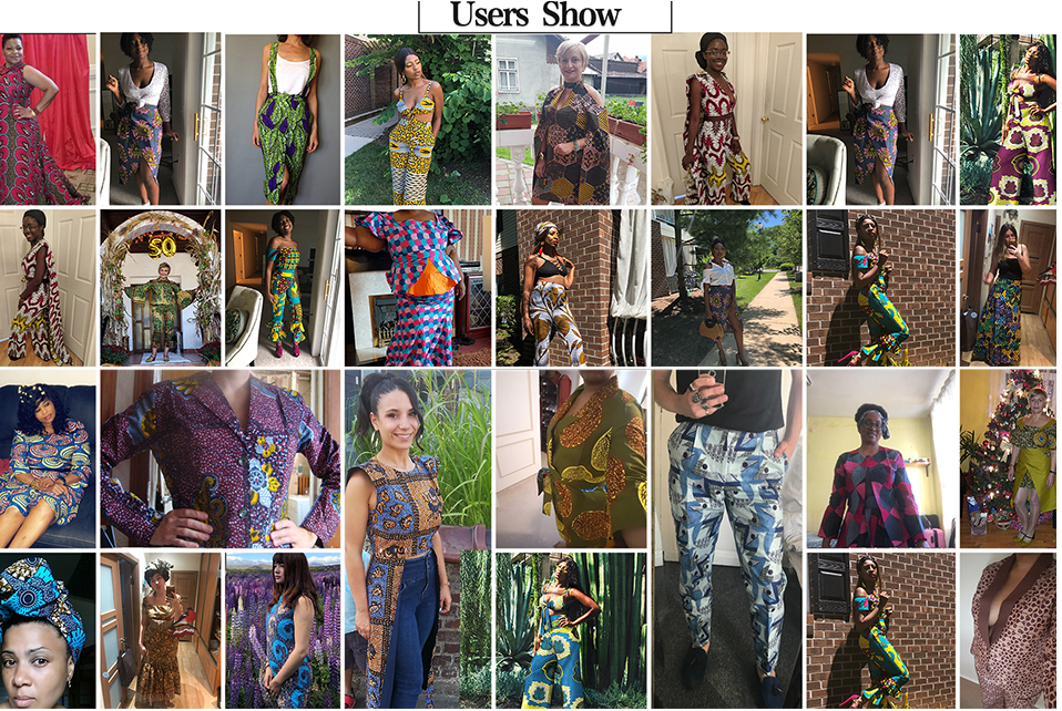 African print fabric 5