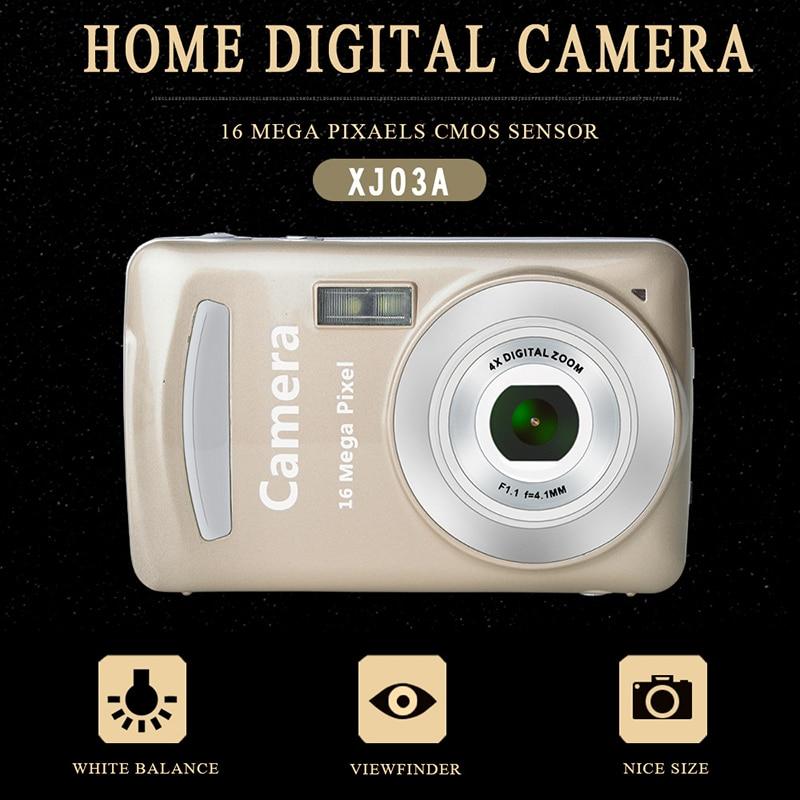 HTB1bJIyX8iE3KVjSZFMq6zQhVXao 2.4 Inch Mini Digital Camera 16MP Video Camcorder Multi colored Children Camera 720P HD Mini Video Camera Best Gift For child