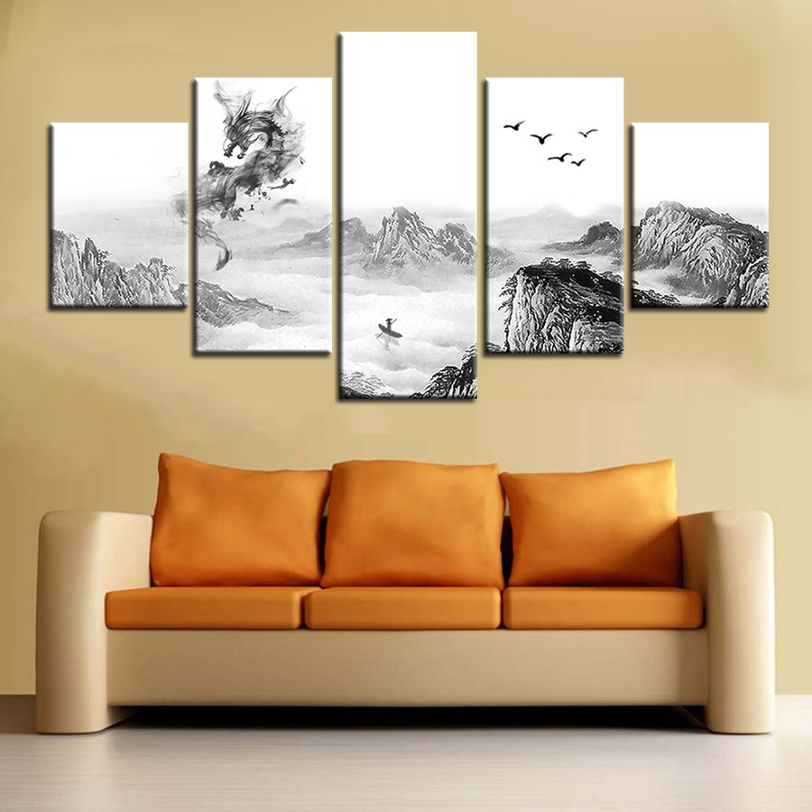 Cool Black And White Framed Wall Art Photos - The Wall Art ...