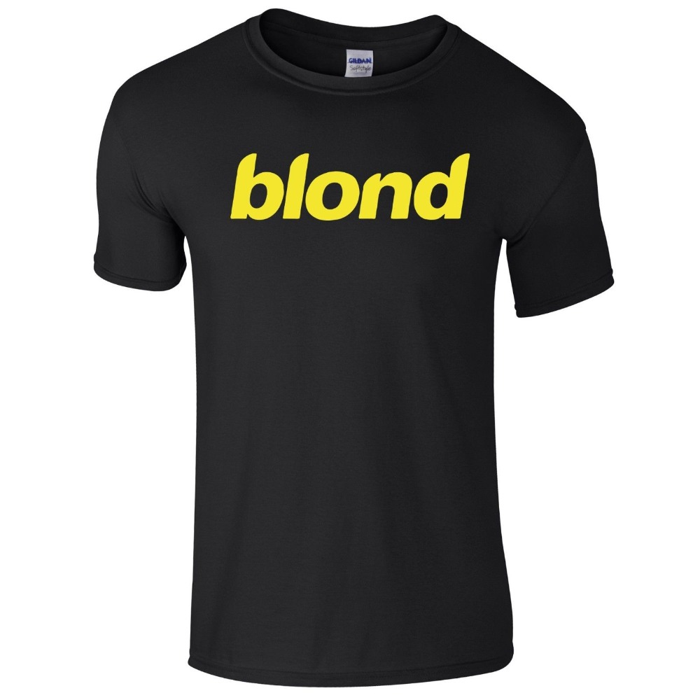 Gildan Frank Ocean Blonde T-Shirt  Blond  Odd Future  Channel Orange  R&B