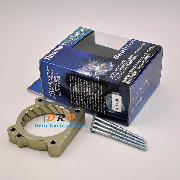 Geweldig! Goede Selling Sk-a0097 Beatrush Gasklephuis Inlaatspruitstuk Staafaluminium High Flow Spacer Pakkingen Voor Volvo