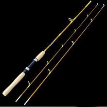 AZJ 2017 ML UL 1.5M Spinning Fishing Rod Ultralight Spinning Rods Ultra Light Lure Casting Fishing boat