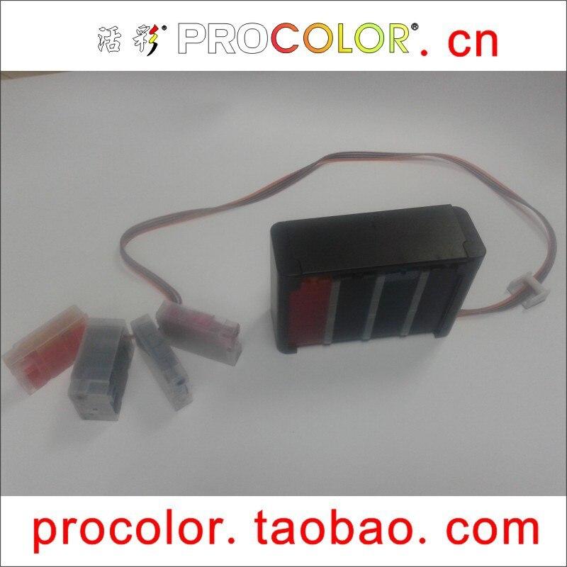 PROCOLOR newest 2015 hot PGI-2600 PGI-2600XL BK C M Y CISS for CANON MAXIFY iB4060 iB 4060 MB 5060 5360 MB5060 MB5360 empty ciss for canon pgi 650 bk cli 651 kcmyg ciss for canon pixma mg6360