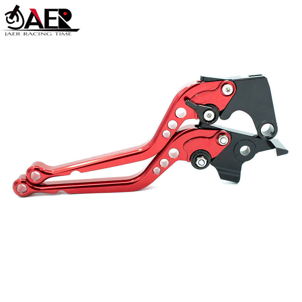 Image 3 - JEAR Adjustable Motorcycles Brake Clutch Levers for Suzuki GSR750 GSXS750 2011 2018 SFV650 GLADIUS 2009 2015 TL1000S 1997 2001-in Levers, Ropes & Cables from Automobiles & Motorcycles