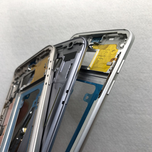 Image 5 - Carcasa trasera para Samsung Galaxy G930F, G935F, G930FD, G935FD, S7 Edge, cristal táctil
