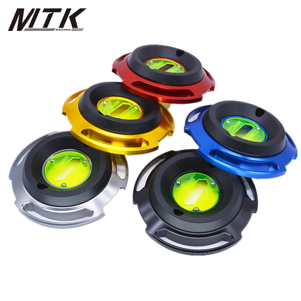 MTKRACING CNC Engine Protective Cover Engine Stator Cover Motorcycle For Yamaha T MAX 530 TMAX 530 2017-2018 engine cover