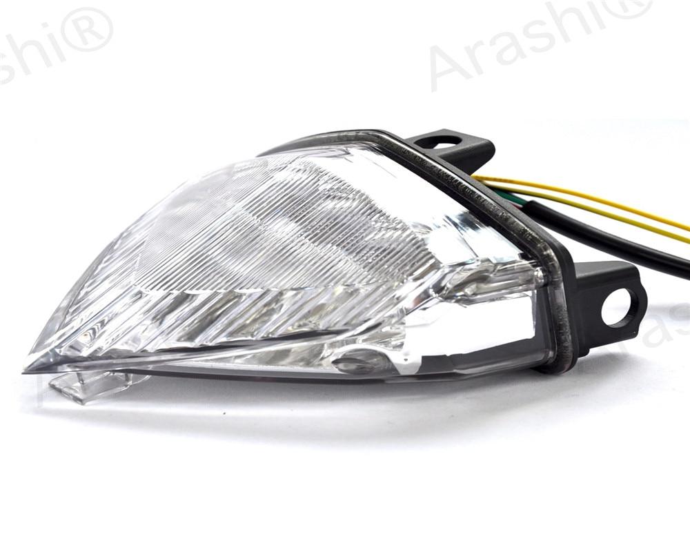Taillight For Honda CB1000R 2008 - 2013 CBR600F LED Turn Signals Brake Light CB 1000 R 2009 2010 2011 2012 CBR 600 F CBR600 600F цена