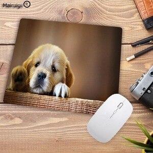 Image 3 - Mairuige קידום רוסיה חמוד כלב קטן משטח עכבר משרד יצירתיות עכבר מחצלת משטח עכבר משחקי 220X180X2MM מחשב שטיחי עכבר