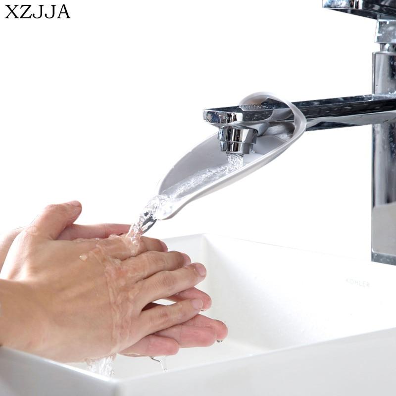 XZJJA Creative High Quality Faucet Extender Kid Hand