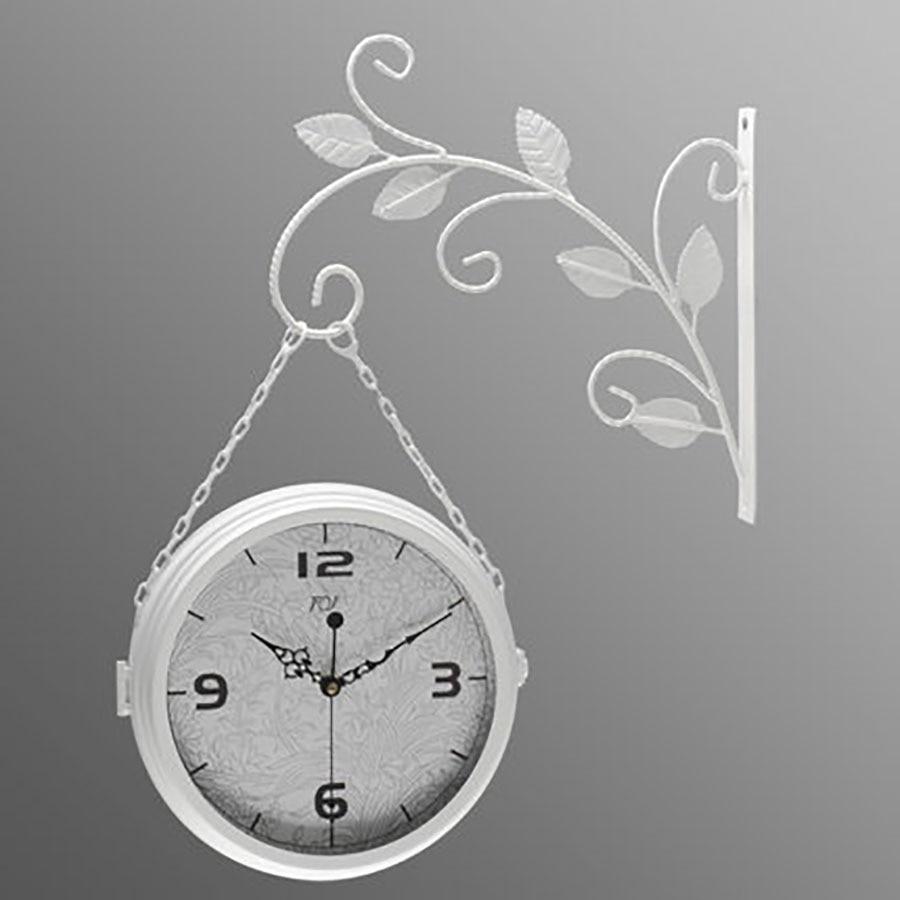 Iron Simple Double-Sided Wall Clock Watches Pow Patrol Watch Mechanism Home Decor European Relogio Parede Creative Quartz 50Q334Iron Simple Double-Sided Wall Clock Watches Pow Patrol Watch Mechanism Home Decor European Relogio Parede Creative Quartz 50Q334