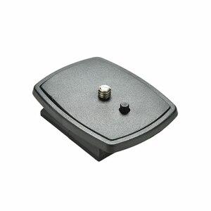 Image 4 - سريعة الإصدار ترايبود Monopod مسمار لولبي الرأس محول جبل ل VCT D680RM D580RM R640 Velbon PH 249Q عموم رئيس