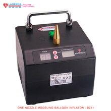 B231 Профессиональный Borosino моделирования шар Надувное с 6600 мА литий-ионный аккумулятор