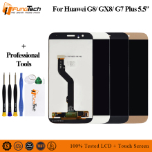 100% TESTED Original LCD For Huawei G8 LCD Touch Screen For Huawei G8 Display Digitizer Assembly Replacement Parts Ascend G8 LCD 100% tested brand new lcd display touch screen digitizer assembly for lenovo s856 s810 s810t replacement parts