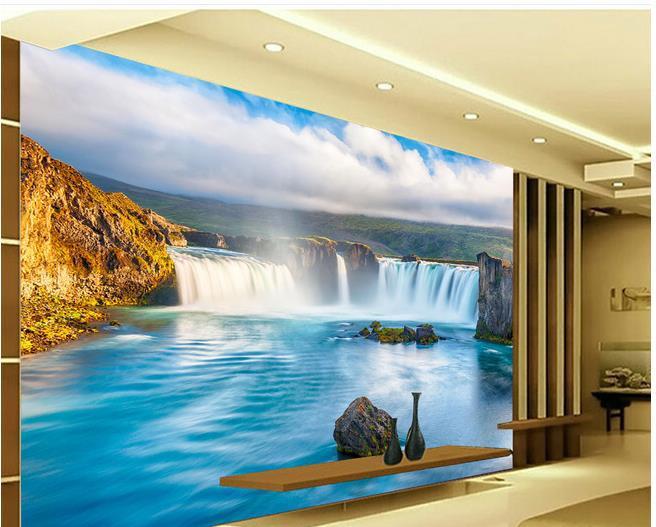 Benutzerdefinierte wandtapete dreidimensionale gro es - Fototapete 3d schlafzimmer ...