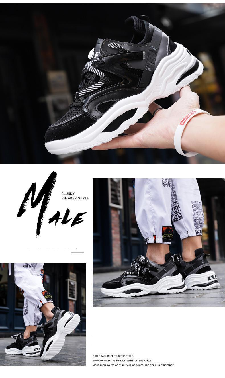 HTB1bJOOSbPpK1RjSZFFq6y5PpXak 2019 Harajuku Autumn Vintage Sneakers Men Breathable Mesh Casual Shoes Men Comfortable Fashion Tenis Masculino Adulto Sneakers
