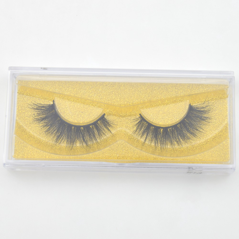0a879cff3ba 1 Pair Lashes with Gold glitter packaging. Visofree Thick Eyes Lashes Hand  Make Fake Eyelashes Dramatic Volume False-eyelashes 3D Lashes Cilios Mink  ...