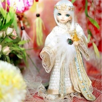 OUENEIFS Littlefee EL Fairyland bjd 1/6 body model  baby girls boys dolls eyes High Quality toys shop  resin anime luodoll