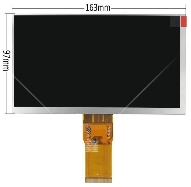 Original 7'' inch 7300101463 E231732 7300130906 CN070 flat panel LCD display screen new and original 9inch flat panel lcd internal display l900h30 w1 v2 0 lcd