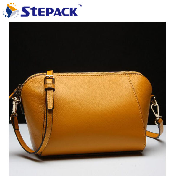 Genuine Leather Luxury Temperament Ladies Bag Spring Women Messenger Bags Fashion Women's Shoulder Crossbody Bag With Zipper