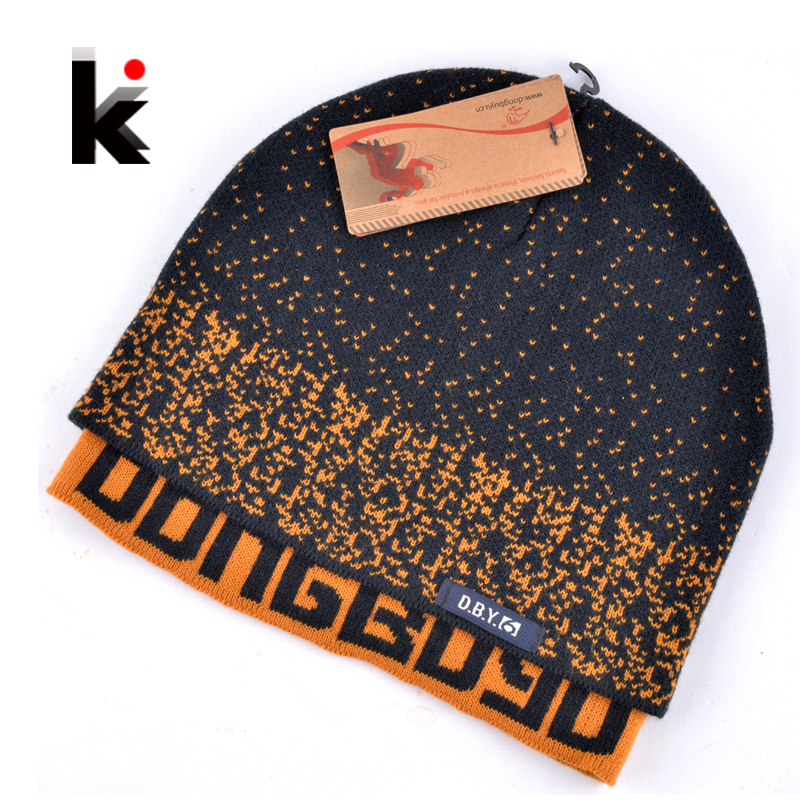 2017 beanies for men bonnet  winter hats mask beanie knitted wool hat Double thick rasta caps hat for men 3 colors men s skullies winter wool knitted hat outdoor warm casual solid caps for men caps hats