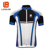 2017 New Ropa Ciclismo Classic Cycling Jersey Women Men's Maillot Ciclismo Mtb short sleeve shirt Bike bicycle clothes