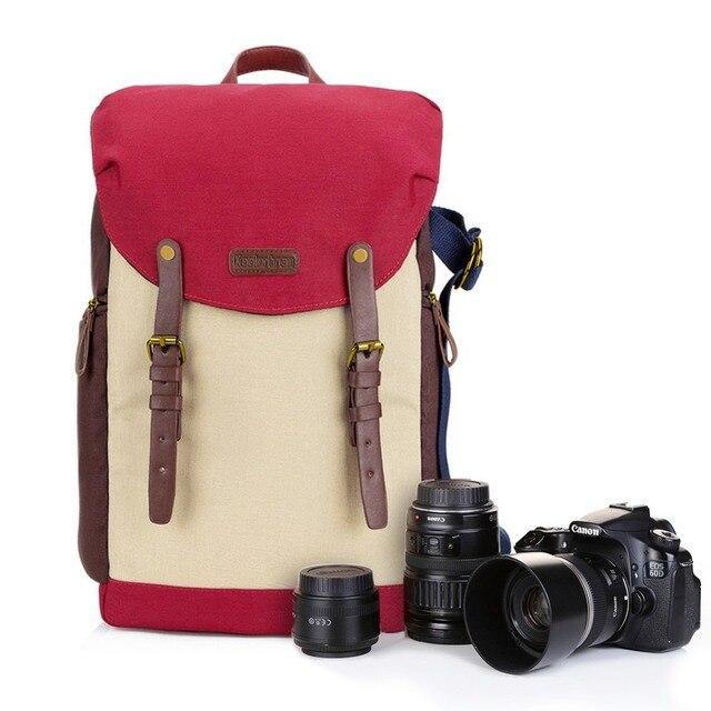 Multifunctional SLR DSLR Shockproof Waterproof Camera Rucksack Backpack Travel Bag For Canon EOS-100D Nikon D3100,D3200,D3300