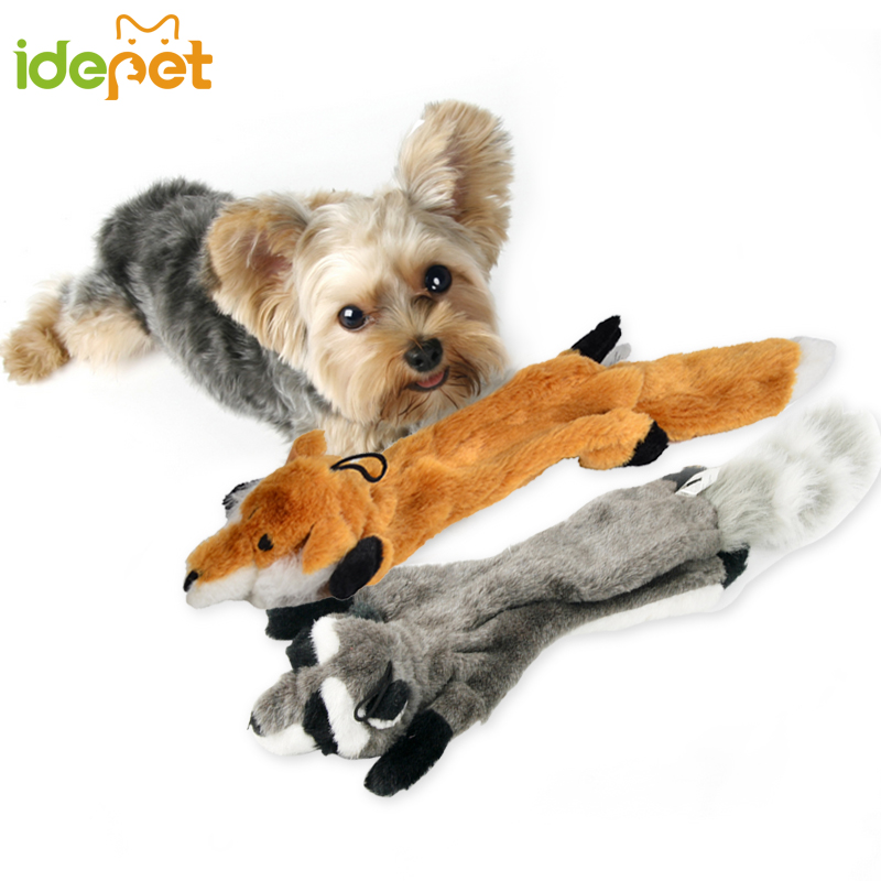 Cute Stuffed Toys For Dogs Squeaker Animals Pet Puppy Toy Funny Interactive Dog Toys Chew Squeaker Pet Products 1a50