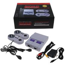 Super Mini TV Game Players Classic family RetroGame Console Entertainment Built in 400 Games with dual controller