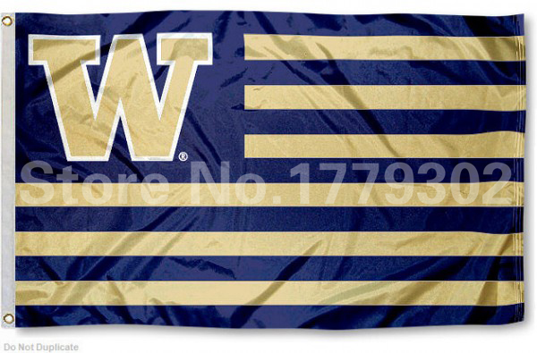 ᐅwashington University Flag 3 X 5 Fan Bandera 150x90 Cm