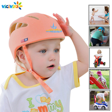 fa832a10a2d Baby Helmet Safety Protective Helmet For Babies Girl Cotton Infant  Protection Hats Children Cap For Boys