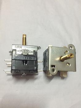 Japan FUJISOKU Fuji SRH443-3 gear switch 8 feet 2 gear shaft length 25MM brand new