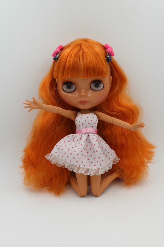 Free Shipping Top discount DIY Joint Nude Blyth Doll item NO. 237J Doll limited gift special price cheap offer toy цена